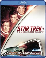 Star Trek VI: The Undiscovered Country [New Blu-ray] Rmst, Subtitled, True-Hd,