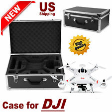 DJI Phantom 3 4 Professional Advanced Standard RC Drone Hard Box Carrying Case H