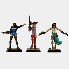 FENRYLL las chicas malas II X 3 figuras