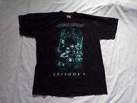 Star Wars Episode 1 the Phantom Menace Shirt Vintage Large