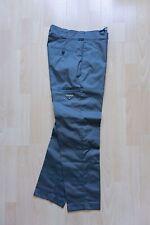 Prada Logo Nylon Gabardine Trousers