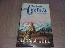 LES ENFANTS DE LA TERRE II LA VALLEE DES CHEVAUX /  JEAN M. AUEL