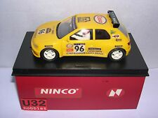 Ninco 50128 PEUGEOT 306 Rallye Catalunya Costa BRAVA 1996 Very Light Indoor Use