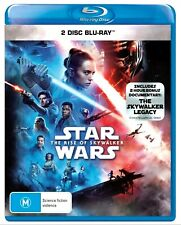 STAR WARS The Rise of Skywalker 2x Blu-ray (100% GENUINE) ***New & Sealed***