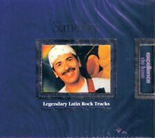 Santana : Legendary Latin Rock Tracks CD