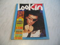 Look-In magazine Junior TV Times 1985 10 August No. 33 complete