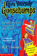 Under the Magician's Spell (Give Yourself Goosebumps), R.L. Stine