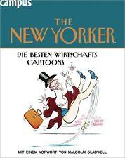 The New Yorker. Die besten Wirtschaftscartoons von Robert Mankoff (2011, Gebunden)