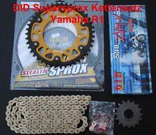 DID Supersprox Kettensatz Yamaha R1, RN01, RN04, RN09, 16-43-114, Kettenkit, neu