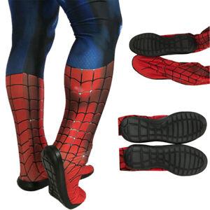 Jumpsuit Add Crotch Zipper  Add Arm Zipper Add Soles Cosplay Costume Adult Kids