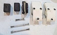1985- 1993 9.9  Yamaha  4 stroke Outboard Lower Rubber Shock mounts & housing