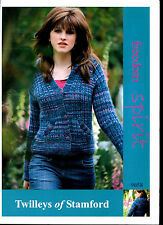 Twilleys Knitting Pattern #9058 Double Knit/Aran Ladies Cardigan/Jacket #17537