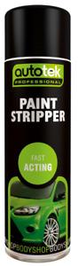 Paintstripper - 500ml Autotek Aerosol Spray Can Paint Remover Paint Stripper