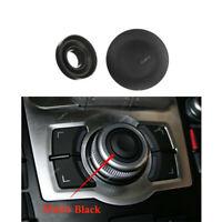Noir Mat MMI Bouton de Joystick Bouton Kit Réparation Pour Audi A4 A5 A6