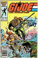 🔥G.I. Joe A Real American Hero #56 (1987) FN Marvel Copper Age Comic NICE🔥