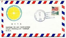 1989 Hauk Surface Air Supersonic Solid Propellant Missile USA White Sands Missil