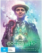 BRAND NEW & SEALED Doctor Who : Season 26 Collection (Blu-Ray, 7-Disc Set)