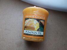 Yankee Candle Usa Exclusive Rare Pumpkin Pie Sampler