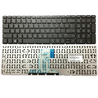 New Keyboard for HP 15-AC 15-AF 15-AY 15-BA Laptop no Frame