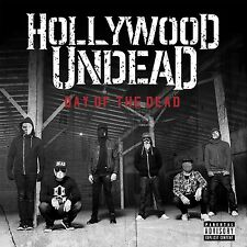 HOLLYWOOD UNDEAD - DAY OF THE DEAD (DELUXE EDT.)  CD NEW+