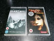 The Silent Hill Experience + Silent Hill Movie (UMD)