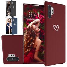 Soft Silicone Thin Case Gilrs Cover f  Samsung Galaxy Note 10 Plus S10e S10 Plus