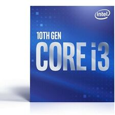 Intel Core i3-10100 Desktop Processor - 4 cores And 8 threads - Up to 4.30 GHz T