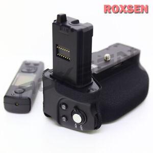 Meike MK-A7R IV Pro Wireless Control Battery Grip for Sony A9 II A7R IV VG-C4EM