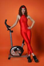 Bilelika 304-00 Spandex Women Long High Collar Catsuit Choose Your Size / Color
