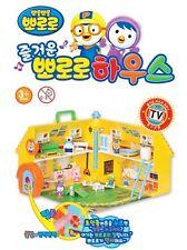 HAPPY PORORO HOUSE Fun Baby Toddler Toy Kids Play Set - Korean TV Animation