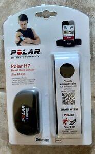 Polar H7 Heart Rate Sensor (Size M-XXL)