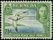 Bermuda Scott #121D Mint