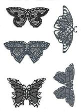 BARGAIN TONIC DELICATE BUTTERFLY EMBELLISHMENTS FOR CARDS AND CRAFTS
