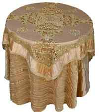 Table Cloth and  Runner Beaded Decorative