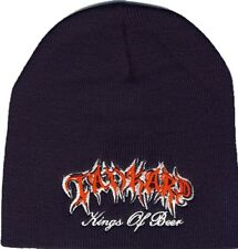 Tankard-Kings of Beer-Beanie/Cappello-NUOVO