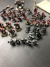Warhammer 40k Space marine blood angels army