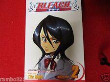 Bleach #2 English Language Anime Manga Ichigo naruto Kurosaki zanpakuto