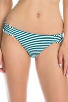 ISABELLA ROSE 188659 Womens Avalon Maui Bikini Bottom Swimwear Green Size Large