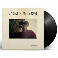 JJ Cale Stay Around 2 X 140gsm Vinyl LP CD