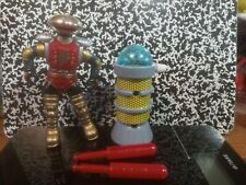 Vtg Power Dome Playset Mighty Morphin Power Rangers Bandai 1994 parts