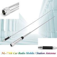 200W Auto Fahrzeug Mobilfunk Antenne NL-770R 144/430MHz Dualband Vhf / Uhf Teile