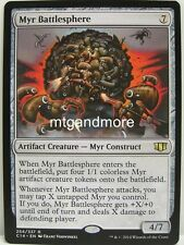 Magic Commander 2014 - 1x  Myr Battlesphere