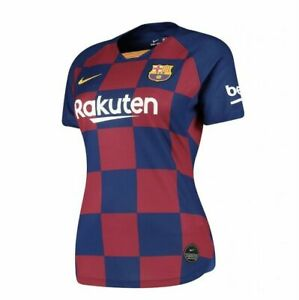 Genuine NIKE Barcelona Women's Home Jersey 2019/20