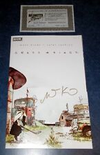 GRASS KINGS #1 signed 1st print BOOM STUDIOS comic MATT KINDT COA low print run