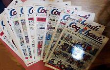 Coq Hardi 1947 n° 68 à 80  tous les numéros eq reliure 6 : soit 13 n°