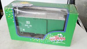 LGB gedeckter Güterwagen von Lehmann ToyTrain 94267 Spur G in OVP