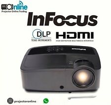 INFOCUS IN116X FULL 3D ⭐ HD Ready (3000 ANSI, WXGA 15000:1) DLP Proiettore HDMI 🎥