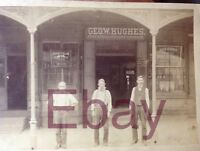 New York City photo 5 Points Slum Area Drunks 1890 Kentucky Whiskey ad Vintage