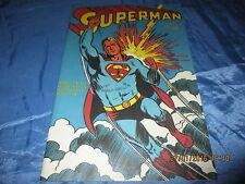 SUPERMAN , Heft 1 , Januar 1967 , 2. Jahrgang  ,  Reprint / DC Comics 1998