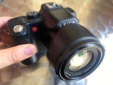 Leica V-LUX 1 digital camera Dc Vario-Elmarit f2.8-3.7 7.4-88.8 Lens neuf dans sa boîte revendeur